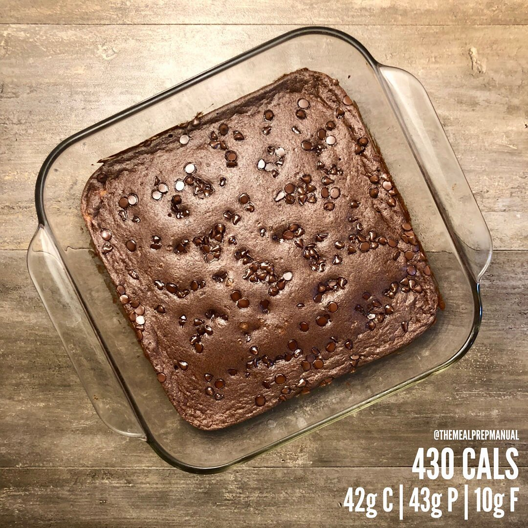 PERFECT CHOCOLATE DREAM ANGEL BAKE. THE ENTIRE MF 8×8 IS ONLY 430 CALORIES. This…