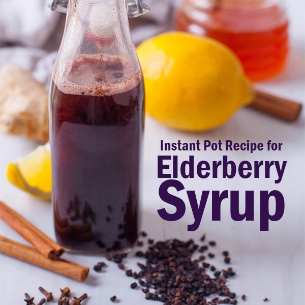 Elderberry syrup is an easy, all-natural, immunity boosting home remedy that stu…