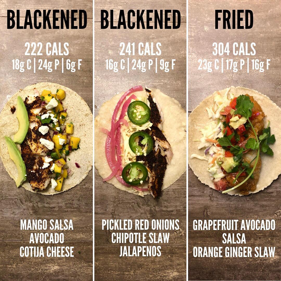 Here are 3 different Fish Taco variations. Operation: Eat More Fish has come to …