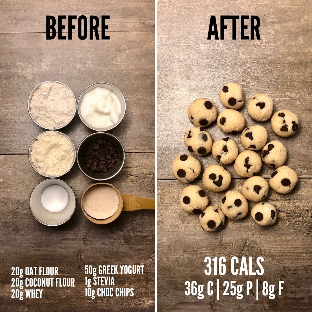 Cookie Dough Bites. This is quite possibly the most simple, easy recipe on this …