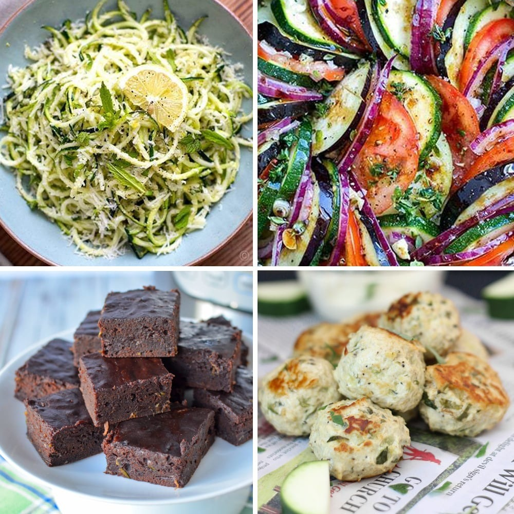 Zucchini is a wonderful addition to any meal with plenty of health benefits and …