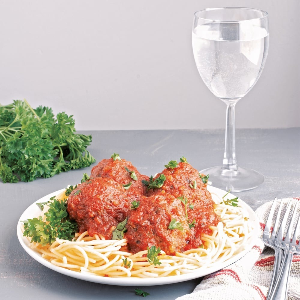 An Italian dinner for everyone is possible with this Instant Pot meatballs and s…