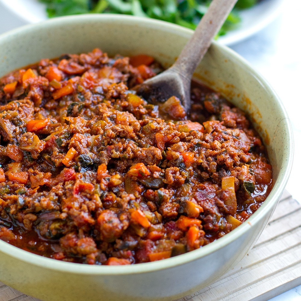 Healthy Sloppy Joes (Paleo, Instant Pot, GF)